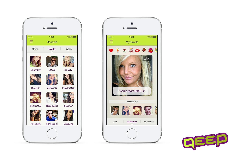 qeep for iOS
